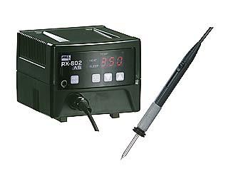 TAIYO/太洋電機産業 【goot/グット】RX-802AS  鉛フリーはんだ対応温調はんだこて