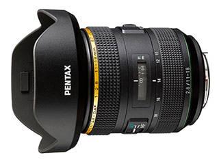 PENTAX/ペンタックス 【梱包B級品特価!】HD PENTAX-DA★11-18mmF2.8ED DC AW 大口径超広角レンズ
