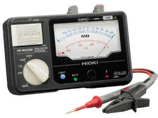 HIOKI/日置電機 メグオームハイテスタ IR4042-10