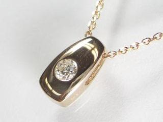 SIN ハート&キューピットダイヤペンダント 【18金ピンクゴールド】【天然ダイヤ使用】【JS3325K18PG】 【納期に3~4週間かかるため、単品での購入でお願い致します。】【SINDYP】