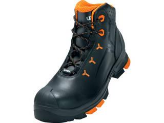 uvex/ウベックス UVEX2 ブーツ ブラック 25.5cmサイズ 6503.5-40