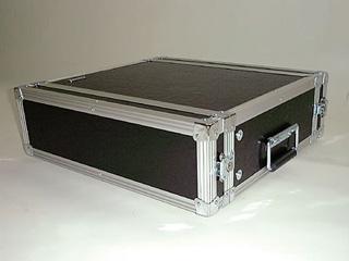 【納期にお時間がかかります】 ARMOR/アルモア 3U-D360(ブラック) RACK CASE(ラックケース)