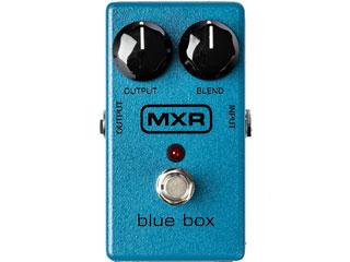 Jim Dunlop/ジム ダンロップ MXR M-103 BLUE BOX ファズサウンド+オクターブ