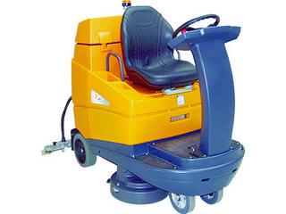 【組立・輸送等の都合で納期に4週間以上かかります】 CXS/シーバイエス 【代引不可】自動床洗浄機 SWINGO4000 5722627