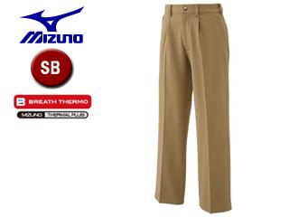 mizuno/ミズノ A2JF6501-49 ブレスサーモ ノンストレスパンツ メンズ 【SB】 (ベージュ)
