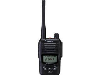 ALINCO/アルインコ デジタル登録局無線機5W(RALCWI)大容量バッテリーセット DJDP50HB