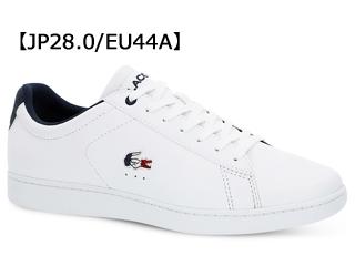 LACOSTE/ラコステ CARNABY EVO 119 7 (ホワイト×ネイビー×レッド) SMA0013 サイズ44A(28.0)