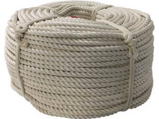 yutaka/ユタカメイク ロープ 綿ロープ巻物 9φ×200m C9-200