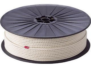 TRUSCO/トラスコ中山 綿ロープ 3つ打 線径9mmX長さ150m R-9150M