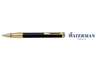 WATERMAN/ウォーターマン 【PERSPECTIVE/パースペクティブ】ブラックGT ボールペン S2236302