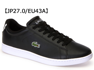 LACOSTE/ラコステ CARNABY EVO BL 1 (ブラック) SPM1002 サイズ43A(27.0)