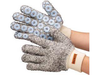 MIDORI ANZEN/ミドリ安全 耐熱手袋 スーパーアツボウグ シリコンすべり止め付ATS-1200 ATS-1200