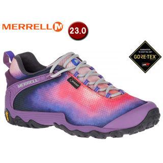 MERRELL/メレル ■W16900 カメレオン7 ストーム XX ゴアテックス ハイキングシューズ レディース【23.0cm】(パープル)