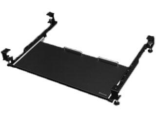 Bauhutte/バウヒュッテ 後づけキーボードスライダー (ブラック) BHPK70-BK
