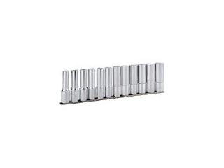 TONE/トネ ディープソケットセット(12角・ホルダー付) 12pcs HDL412