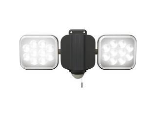musashi/ムサシ ★★★12W×2灯 フリーアーム式LEDセンサーライト LED-AC2024
