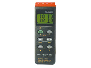 MotherTool/マザーツール MT-309 デジタルデータロガ温度計 (4点式)