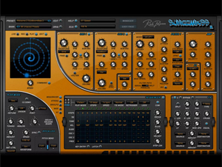 Rob Papen SubBoomBass 2 ソフトウェア・シンセサイザー