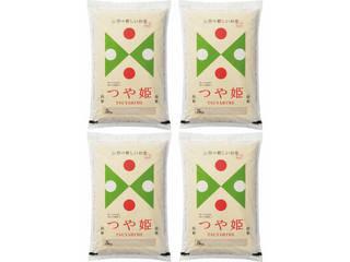 山形県産 つや姫(20kg)  YT5-4