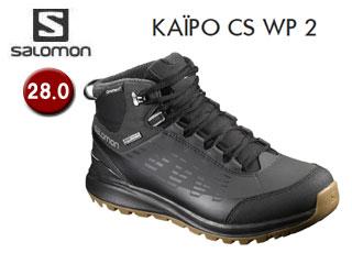 SALOMON/サロモン L39059000 KAIPO CS WP 2 ウィンターシューズ メンズ 【28.0】