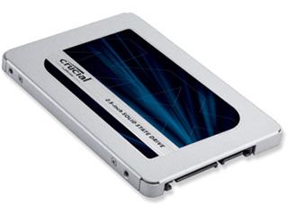 Crucial CT1000MX500SSD1/JP 内蔵SSD 2.5インチ MX500 1TB (5年保証)