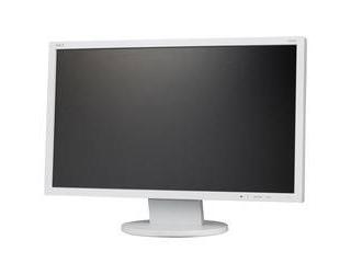 NEC フルHD対応21.5型ワイド液晶ディスプレイ 5年保証 LCD-L220W ホワイト 単品購入のみ可(取引先倉庫からの出荷のため) クレジットカード決済 代金引換決済のみ