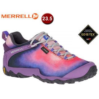 MERRELL/メレル ■W16900 カメレオン7 ストーム XX ゴアテックス ハイキングシューズ レディース【23.5cm】(パープル)