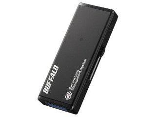 BUFFALO/バッファロー ハードウェア暗号化機能搭載 USB3.0 セキュリティーUSBメモリー 8GB RUF3-HS8G