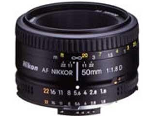 Nikon/ニコン AI AF50/F1.8D