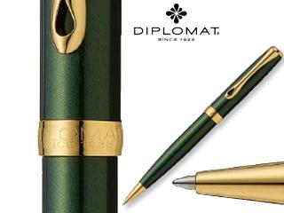 DIPLOMAT/ディプロマット 【Excellence A/エクセレンスエー】エバーグリーン ゴールド BP
