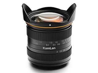 KAMLAN/カムラン KAM0023 KAMLAN 15mm F2 (Fuji-FX) 広角単焦点レンズ フジフィルムXマウント