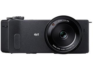SIGMA/シグマ SIGMA dp2 Quattro 超広角カメラ