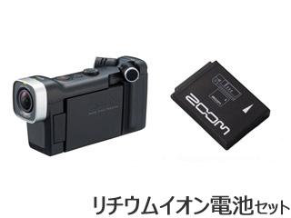 【nightsale】 ZOOM/ズーム 【リチウムイオン電池セット!】ZOOM Q4n ハンディビデオレコーダー 【ZOOMNQ4N】