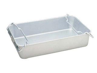 オオイ金属 アルマイト 魚缶 身 280-A 610×387×125