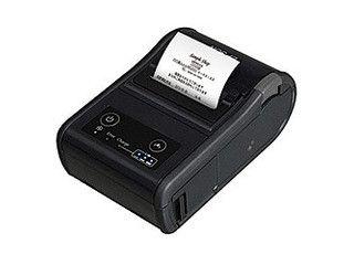EPSON/エプソン サーマルレシートプリンター/モバイルモデル/TM-P60シリーズ/58mm/USB・Bluetooth/ブラック TMP602B853