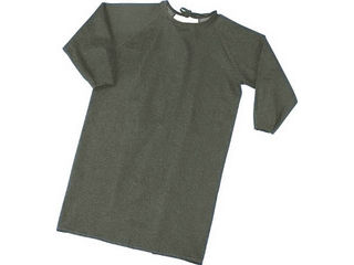 TRUSCO/トラスコ中山 パイク溶接保護具 袖付前掛け Lサイズ PYR-SMK-L