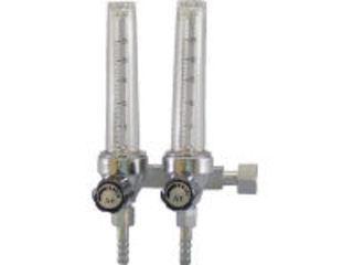 YAMATO/ヤマト産業 フロート式流量計二連式 F2M-10-CO2
