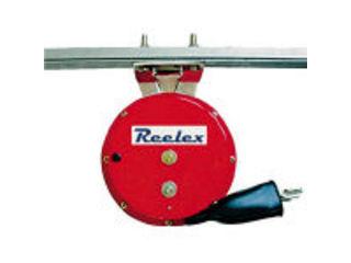CHUHATSU 限定Special Price 定価 中発販売 Reelex ER-310C 自動巻アースリール 吊下げ取付タイプ