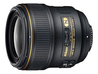 Nikon/ニコン AF-S NIKKOR 35mm f/1.4G