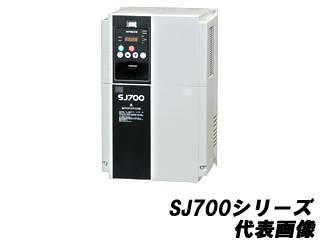 HITACHI/日立産機システム 【代引不可】SJ700-075LFF2 インバータ (ホワイト)