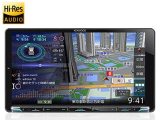 KENWOOD/ケンウッド MDV-M906HDL Sai-Soku/彩速ナビゲーション 9V型HDパネル ハイレゾ音源/Bluetooth内蔵/LDAC、MQA対応/VICS WIDE 地図更新1年間無料