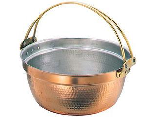 WADASUKE/和田助製作所 SW 銅 吊付 料理鍋 33cm