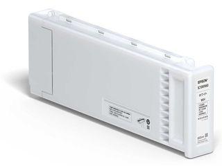EPSON/エプソン SureColor用 インクカートリッジ/700ml(ホワイト) SC10WW60