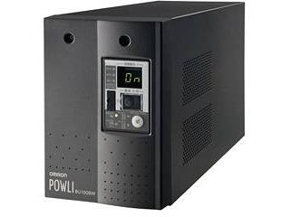 OMRON/オムロン UPS(無停電電源装置) 常時インバータ給電/1500VA/1050W/縦置 BU150SW 単品購入のみ可(取引先倉庫からの出荷のため) 【クレジットカード決済、代金引換決済のみ】