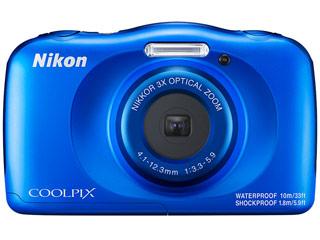 Nikon/ニコン COOLPIX W150(ブルー) クールピクス
