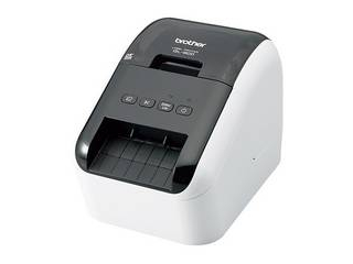 brother/ブラザー ラベル幅2.5インチ対応感熱ラベルプリンター QL-800