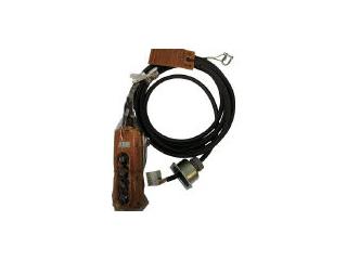 ELEPHANT/象印チェンブロック FAM・LM用4点押ボタンスイッチセット(コード6m付き) 4AA-60