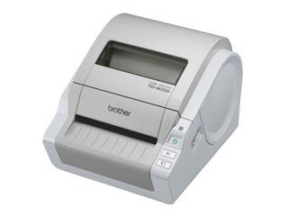 brother/ブラザー P-touch 感熱ラベルプリンター TD-4000