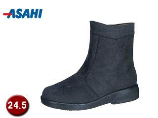 ASAHI/アサヒシューズ AF34921 アサヒトップドライ 008EC 【24.5】 (ブラック)