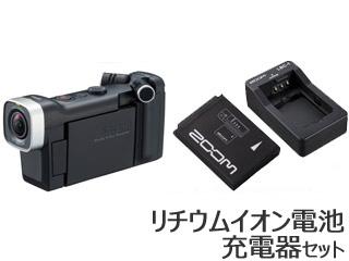 【nightsale】 ZOOM/ズーム 【リチウムイオン電池&充電器セット!】ZOOM Q4n ハンディビデオレコーダー 【ZOOMNQ4N】